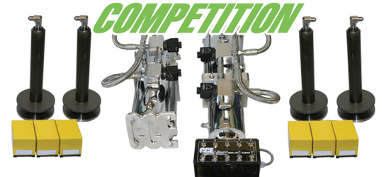 CCE Hydraulics Pump Competition Kit - Cool cars hydraulic